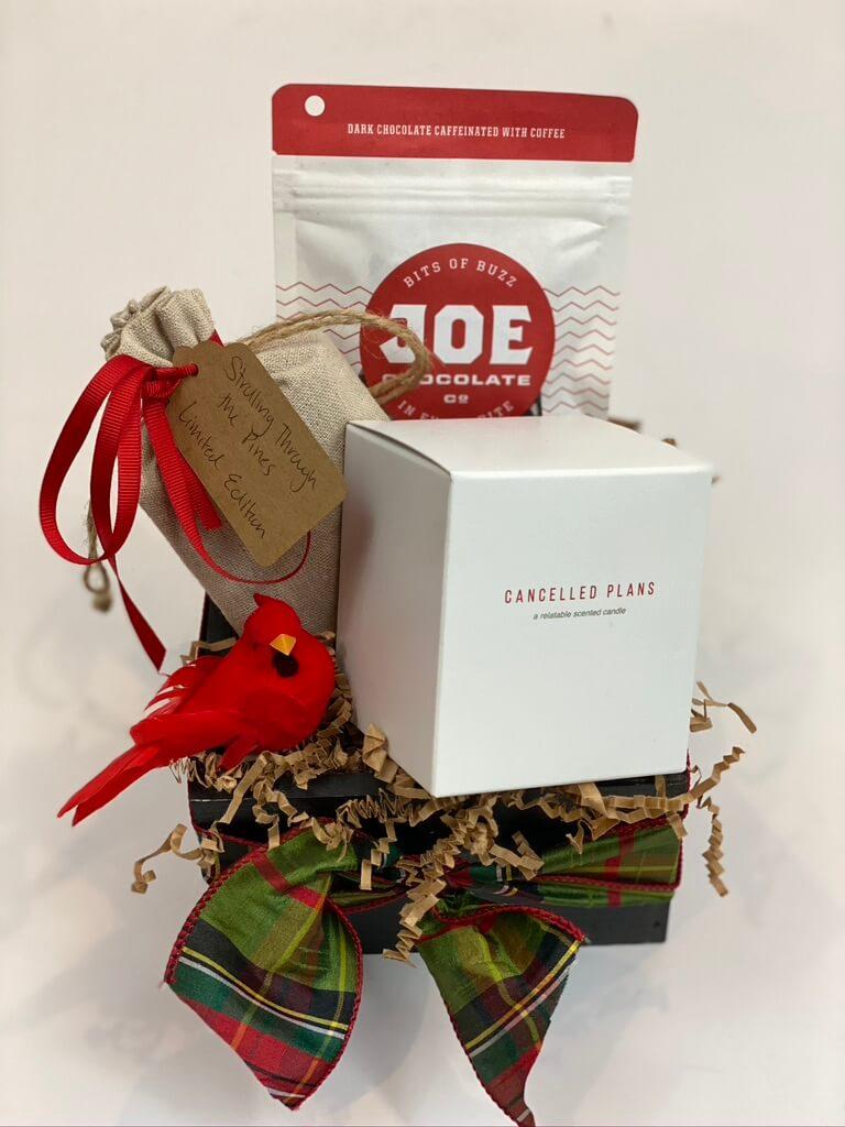 Sweet Tweet Gift Crate